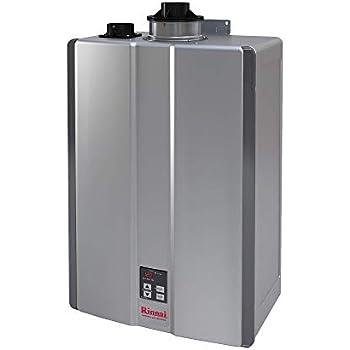 Rinnai RU Series Sensei SE+ Tankless Hot Water Heater: Indoor Installation, RU199in - Natural Gas/11 GPM