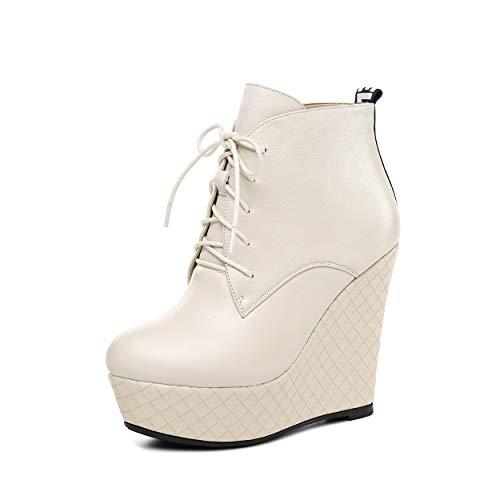051 Chelsea Z230 Beige Femme Jieeme Boots 5qSzFg