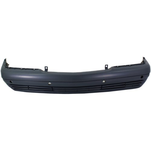 Front Bumper Cover for MERCEDES BENZ S-CLASS 1992-1999 Primed with Parktronic Sedan (140) Chassis