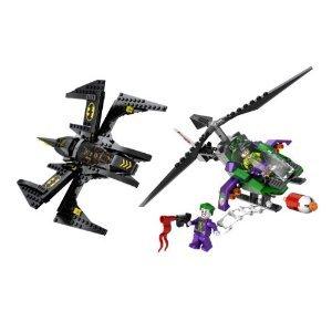 (LEGO Super Heroes Batwing Battle Over Gotham City 6863)