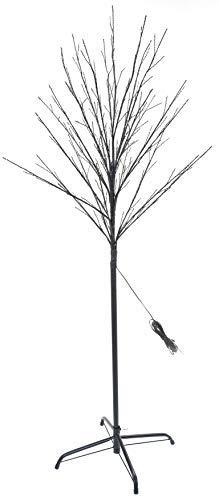 Spetebo Led Baum 150 Cm Mit Dual Timer 200 Led Warmweiß Netzteil Ip44