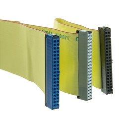 Dealsjungle Ultra ATA 100/133 IDE Cable, 2 Device, IDC 40 (80 Conductor), 24 inch