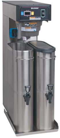 - Bunn Twin 3 Gallon Iced Tea Brewer -TB6-0300