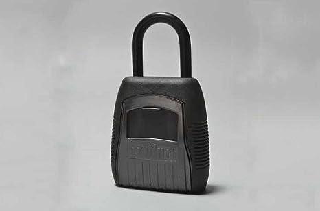 El centinela para exteriores grillete/aldaba para candado Caja de seguridad para llaves: Amazon.es: Bricolaje y herramientas
