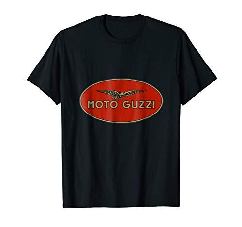 Moto Guzzi Retro T Shirt