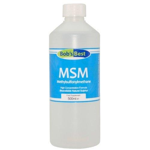 Bob'S Best Msm - 500Ml