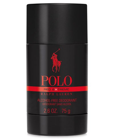 Ralph Lauren Polo Red Extreme Deodorant Stick For Men 2.6 Oz / 75 g Brand New Item!
