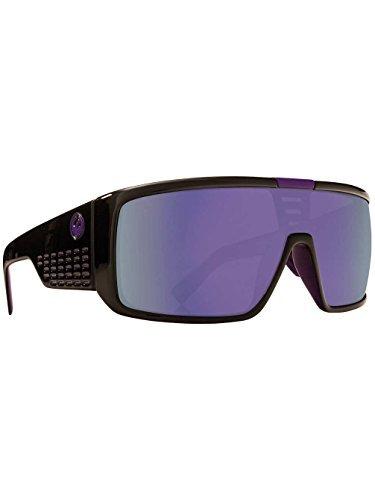 Dragon Alliance Domo Medium Fit Sunglasses, Matte Purple/Purple Ionized,One ()