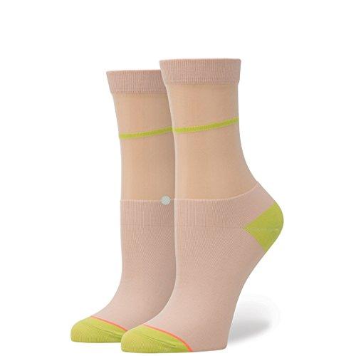 Stance Women's Foxy Sheer Anklet Sock, Blue, Medium ()