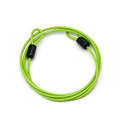 Jullyelegant Bicicleta Bicicleta Cable Cable Bloqueo Cable de ...