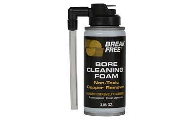 Break-Free BCF-3-1 BCF-3 Bore Cleaning Foam, 3-Ounce Non-Toxic Cop