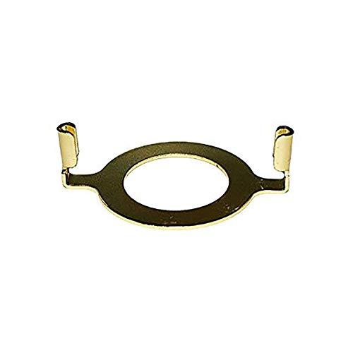 Upgradelights Slip Uno Adapter Harp Converter Lamp Shade Uno Euro Fitter 1 7/16 I.D. ()