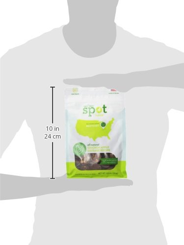 Spot Farms All Natural Human Grade Dog Treats, Chicken Apple Sausage, 12.5 Ounce by Spot Farms (Image #6)