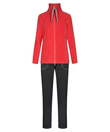 Rosch 1884169-10715 Women's New Romance Coral Orange Loungewear Set