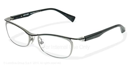 b13d5210f1 ALAIN MIKLI AL1240 Eyeglasses Color M0CU Shiny Rutheni-Black 52mm