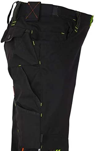 Engelbert Strauss e.s.motion 2020 trousers Nero//giallo 65511