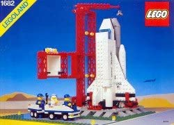 VERY RARE LEGO 1682 SPACE SHUTTLE. 1990