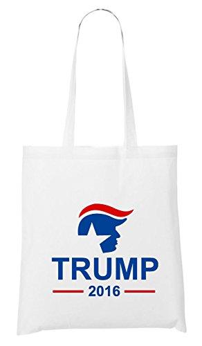 Trump 2016 Bag White Certified Freak