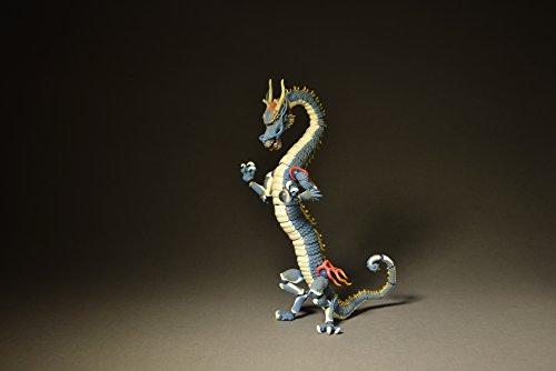 NEW Kaiyodo Takeya freely figurine dragon Chakuirodori action figureKT-004 Japan