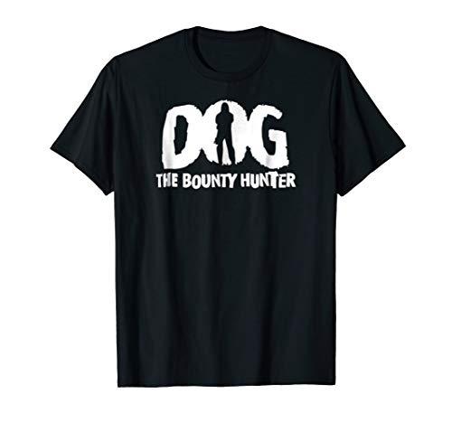 Dog The Bounty Hunter Tshirt (Swtor Best Bounty Hunter Armor)