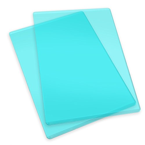 - Sizzix 660522 Accessory Cutting Pads, Standard, Mint