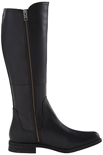 discount fashion Style Timberland Women's Savin Hill Medium-Shaft Tall Boot Black Smooth clearance best place buy cheap pay with visa AUFedd