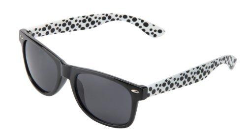 couleurs différentes 4026 45 Spot de Nerd Noir soleil Noir Lunettes Noir modèle Blanc wY0Hqcp