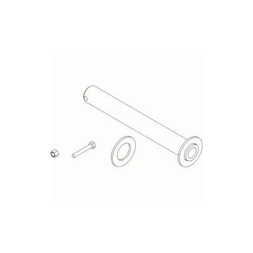 Boss Part # MSC18106 - DXT V Plow Trip Edge Outer Pivot Pin Kit ()