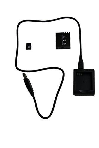 TecTecTec - Tarjeta Micro SD 32 GB, Cargador y batería para Action ...