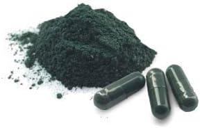 Cholesterol Reducer - Blue Green Algae - Natural NUTRIENTS - from Klamath Lake - spirulina Lose Weight - 3 Bottles (180 Capsules)