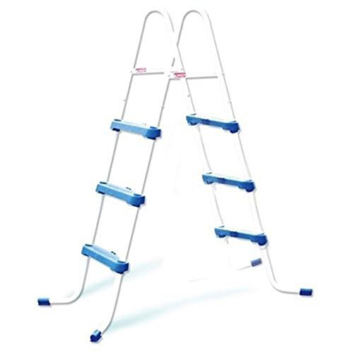 Polygroup Summer Waves Above Ground Pool Ladder (48 Inch)