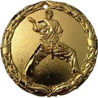Martial Medal Gold Arts - Express Medals Martial Arts Medal Gold 2
