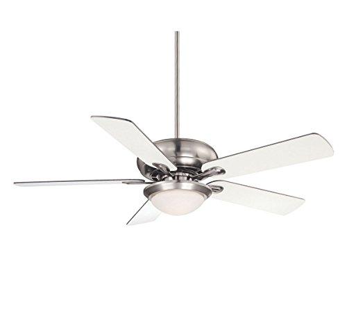 Savoy House 52-CDC-5RV-SN Ceiling Fan, 52