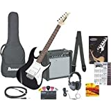 IJX40 Electric Guitar Jumpstart Package (METALLIC RED)