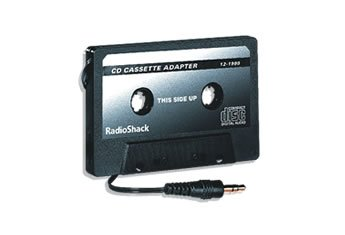 CD-to/_Cassette Adapter