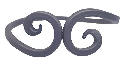 Knotted Napkin Rings - Set of 12