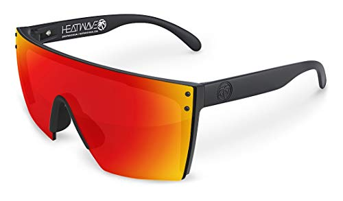 Heat Wave Visual Lazer Face Sunglasses in ()
