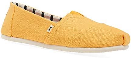 32e85e83dee22 Toms Alpargata Slip On Shoes 12 D(M) US Yellow: Amazon.com