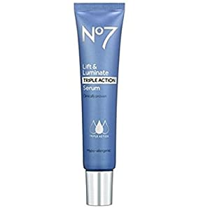 No7 Lift & Luminate Triple Action Serum, 50 ml, Extra Large
