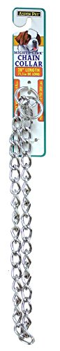 Petmate Chain Mighty Link (Petmate X-Heavy Weight Collar, 4mm by 28-Inch)