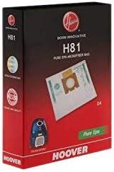 Hoover H81 H81-Hoover Bolsa para aspiradora Pure-Epa. Compatible ...