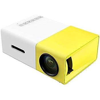 portable mini projector full hd home media. Black Bedroom Furniture Sets. Home Design Ideas