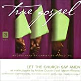 Let The Church Say Amen as performed by Andrae Crouch (featuring Marvin Winans) Accompaniment Track