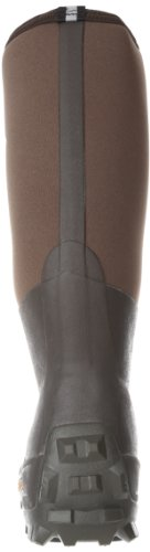 Muck Mens Wetland Rubber Boots Brown