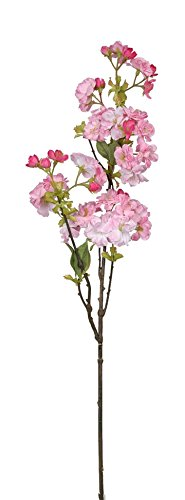 Fantastic Craft Cherry Blossom Spray, 32-Inch, Pink