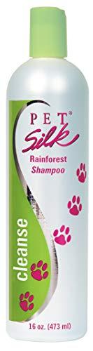 Pet Silk Rainforest Shampoo, 16-Ounce