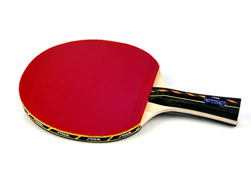 STIGA Master Series Optima Performance-Level Table Tennis Racket with ACS Technology for Increased Control