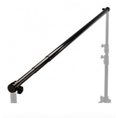 Photoflex BackDrop Cross Bar Pole, Extends from 50'' to 12'-6'' by Photoflex