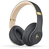 Beats Studio3 Wireless Noise Cancelling On-Ear Headphones (Shadow Gray)
