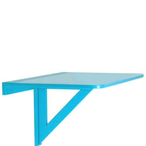 BUTLERS FENCE Mesa abatible azul